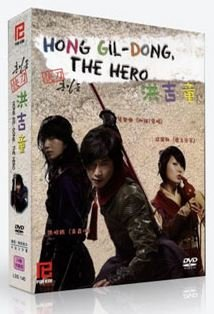 Hong Gil Dong, the Hero (Korean Drama)