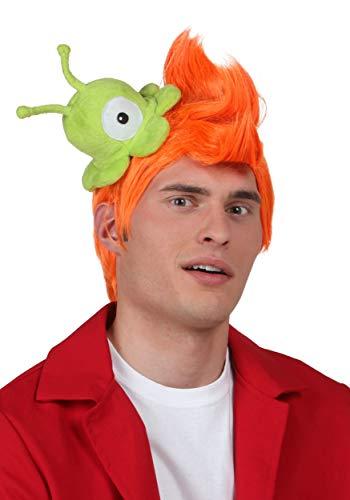 Fun Costumes Futurama Brain Slug Headband Standard Green]()