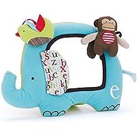 Skip Hop Alphabet Zoo Activity Mirror, Multi