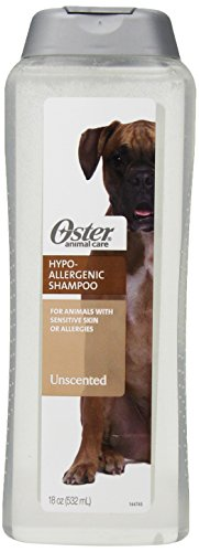 Oster Canine Hypoallergenic Shampoo, (Oster Hypoallergenic Shampoo)