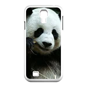 SamSung Galaxy S4 I9500 2D Customized Hard Back Durable Phone Case with Panda Image