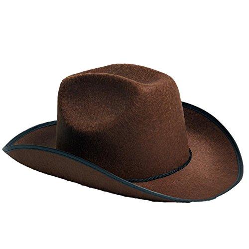 Century Novelty Brown Cowboy -