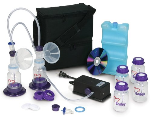 Nurture III Deluxe Breast Pump by Nurture III