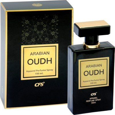CFS Arabian Oudh Black Eau de Parfum - 100 ml(For Men, Wo...