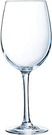 Chef & Sommelier Cabernet Tulip - Cálices para vino, vidrio, transparente,  470ml (6 piezas)