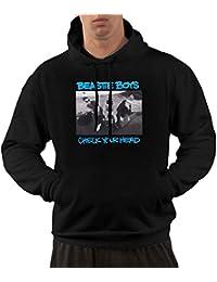 AlbertV Mens Beastie Boys Check Your Head Hoodies Sweater Pocket Black