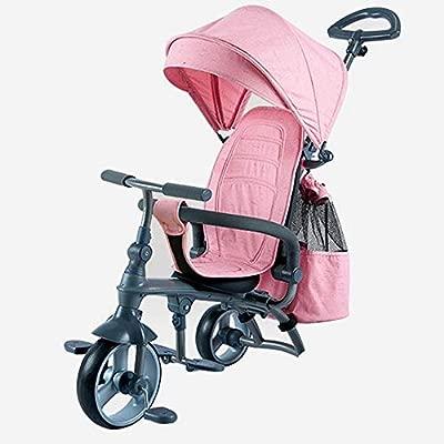 YUMEIGE triciclos Triciclo para niños de 1 a 5 años Regalo ...