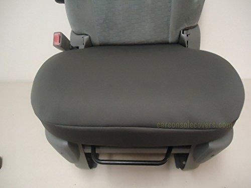 Seat Cover (1)- Bottom Only CR-GRADE NEOPRENE FOR ALL 2010 DODGE RAM 1500 2500 3500 TRUCKS Water Proof Auto Bottom Neoprene Seat Cover