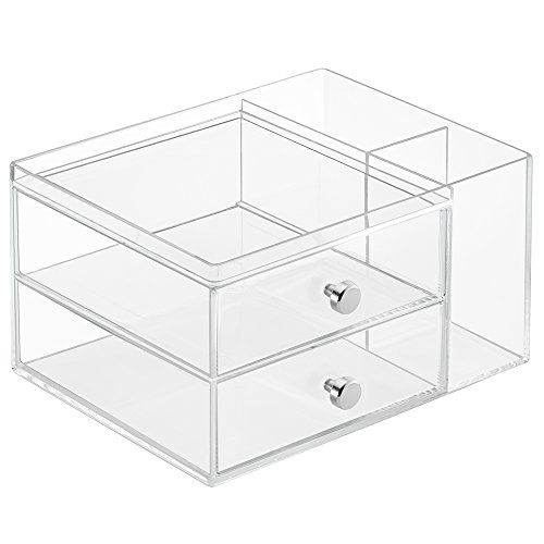 InterDesign Clarity Cosmetic Organizer Cabinet