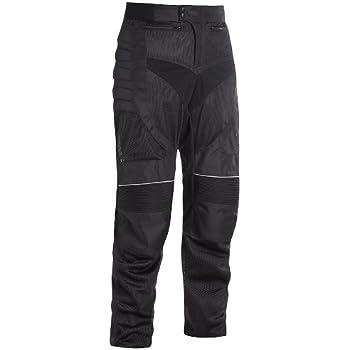 BILT Blaze Mesh Motorcycle Pants - 34, Black