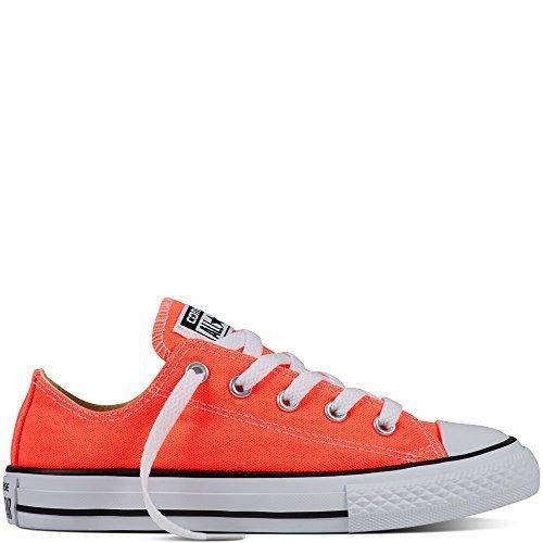 Converse - Zapatillas para niño Hyper Orange