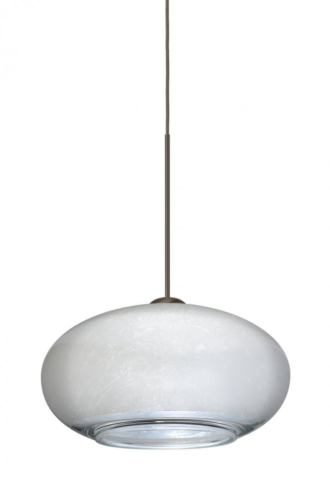 Amazon.com: Besa iluminación 1 x t-2492sf-led Brio 1 luz LED ...