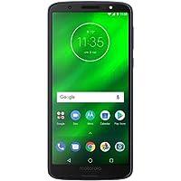 MOTOROLA PAAT0024AU Moto G6 Plus 64GB Unlocked Mobile Phone, Indigo