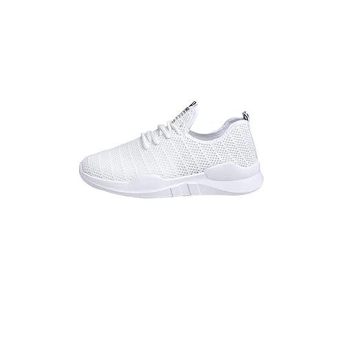 YWLINK Malla Casual para Mujer Zapatos Casuales Ligeros ...
