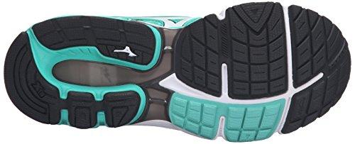 Shoe Green Wave 12 Inspire Mizuno Electric white Running Women's Skechers Y8SU7