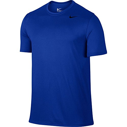 Nike noir T pour Legend shirt Dry Bleu 2 Hommes 88nr7qO