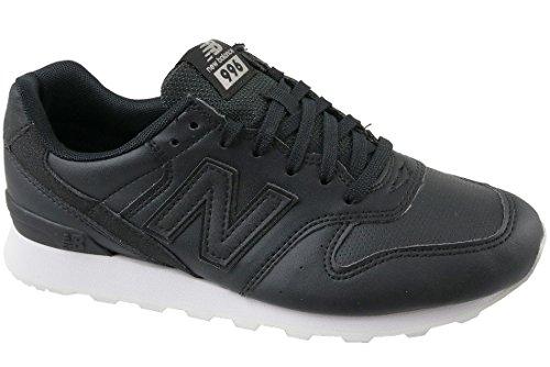 B srb Deportivas Wr996 New srb Balance Para Mujer Zapatillas Negro qvgPPOtw