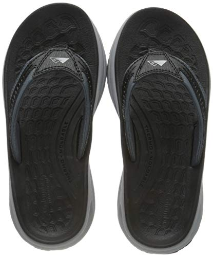 Columbia Women's Molokini III Sport Sandal, Black, steam, 8 Regular US (Sandals Iii Sport)