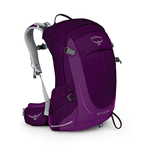 Osprey Packs Sirrus 24 Women's Backpack, Ruska Purple, o/s, One Size