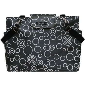 Amazon.com: Reese Li Lexington Bolsa de Pañales Negro gota ...