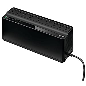 APC BE850M2 9-Outlet Back-UPS Network