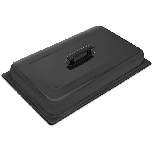 Chafing Dish Sterno (Sterno 70225 Windguard Chalkboard Chafer Lid, One Size, Matte Black)