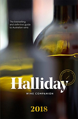Halliday Wine Companion 2018 (Australian Shiraz Wine)