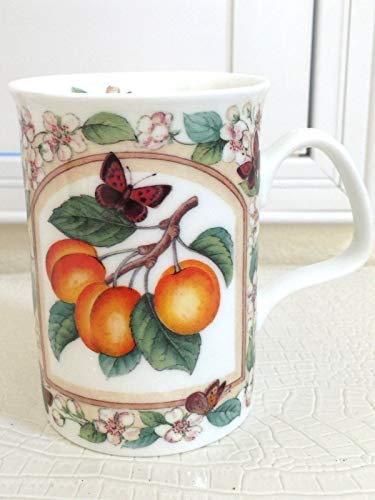 Roy Kirkham Designer Collection Mug Cup Fine Bone China Made in England Prunes