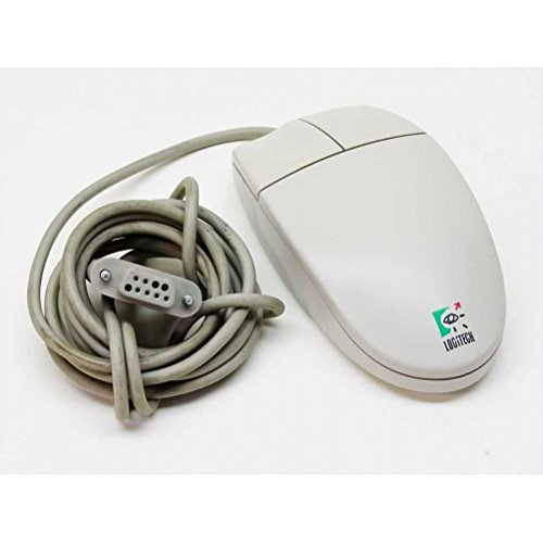 Generic Serial Mouse connects to the 9 pin serial port by Generic