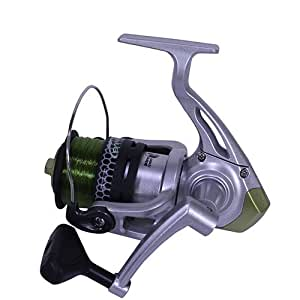 Zebco ssp6020bx3 stinger spinning reel size for Amazon fishing reels