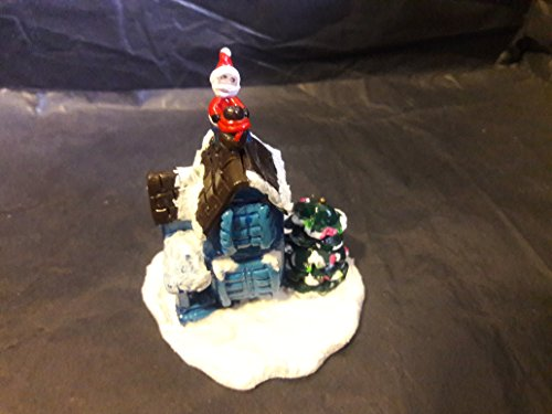 Miniature Santa Claus Ornament
