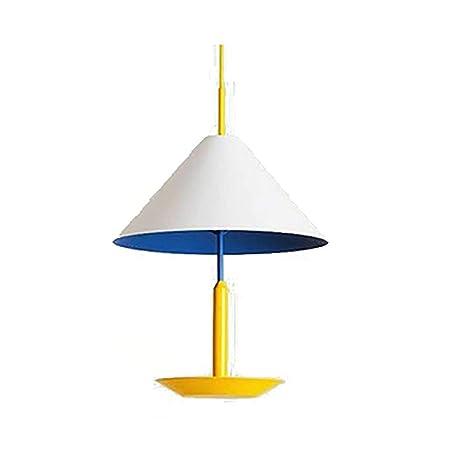 FFyy J Pantalla de lámpara Colgante IKEA, Jaula de Cesta de ...
