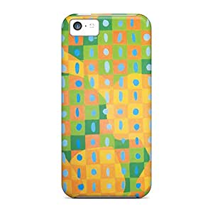 HjpWzPi8149gVsMq Tpu Phone Case With Fashionable Look For Iphone 5c - Squares