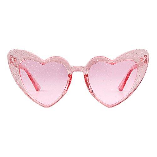 A Sole Cuore Occhiali Forma Adewu Pink lens frame pink Di Donna Da q61fUxp