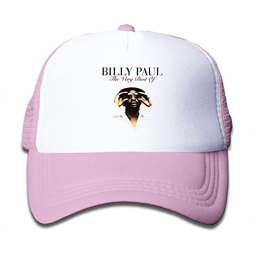 The Very Best Of Billy Paul Trucker Hat Fitted Snapback