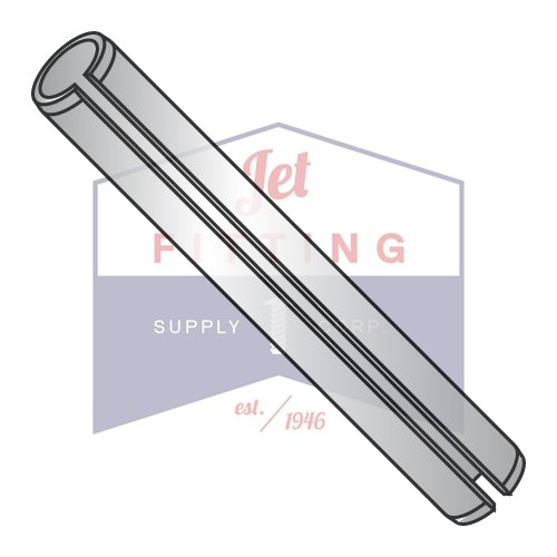 1/8 x 1/2'' Roll (Spring) Pins / 420 Stainless Steel (QUANTITY: 4,000 pcs) Made in USA