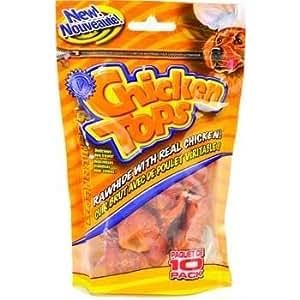 Beefeaters DBF4736 Sweet Potato Dog Bones, 6-Ounce