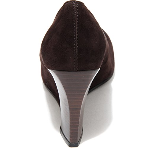 SG Women 76700 Shoes Scarpa 75 Di Testa Tod's Vintage Moro Zeppa Marrone Donna IUxqwCBAw