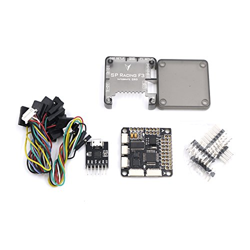 Deluxe Version PRO SP Racing F3 Flight Controller Integrate OSD w/ Protective Case For DIY FPV Quadcopter RC 250 (Flight Controller Case)