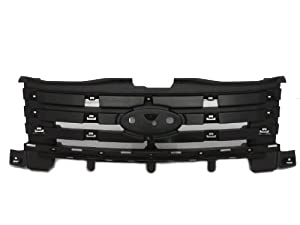 Amazon Com 07 10 09 08 Ford Edge Grille Reinforcement