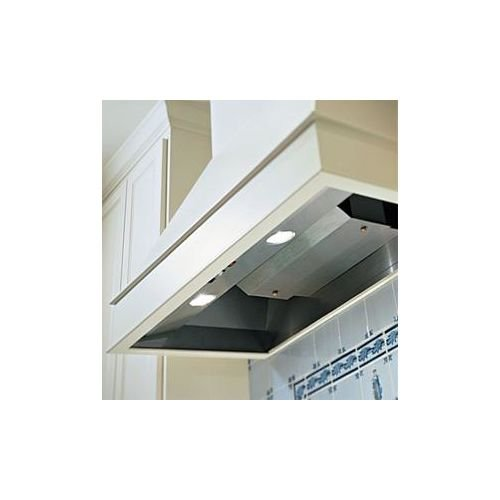 Liner Wall Dual Hood Blower (Square Sides Wall Mount Liner Size: 42
