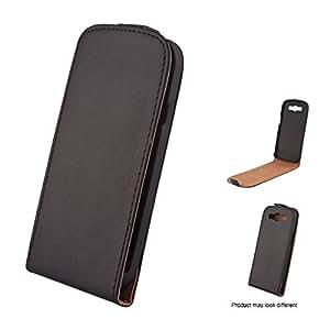 Mobility Gear MG-CASE-KF-SLT26 - Funda slim para Sony Xperia S LTE LT26i, color negro