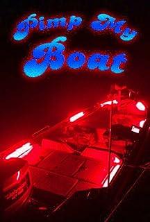 Amazon.com : Green Blob Outdoors Pimp My Boat (Green) LED Boat Deck on
