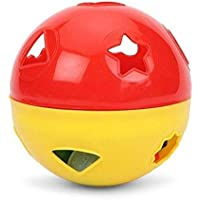 Ratna's Educational Puzzle Ball for Kids 2 in 1. Let Them Learn time with Shapes.