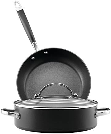 Anolon Advanced Hard-Anodized Nonstick Gift with Purchase 3-Piece Cookware Set