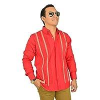 Camisa Guayabera Yucateca Casual Lino Original_cfkvikml12