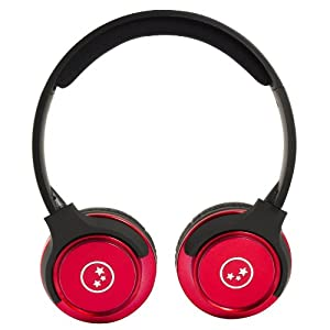 Able Planet Musicians Choice Stereo Headphone (Metallic Red)