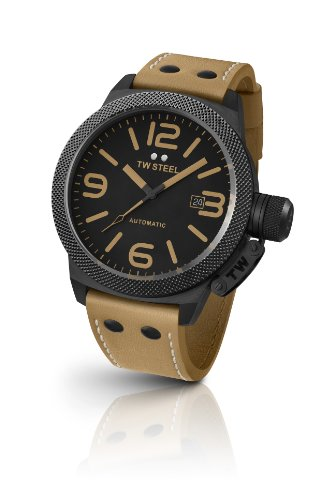 TW Steel Canteen 45mm Automatic Mens Watch TWA202 ()