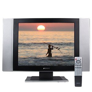 20 Inch Advent LC 20H15A TFT Flat Panel LCD TV (Silver/Black