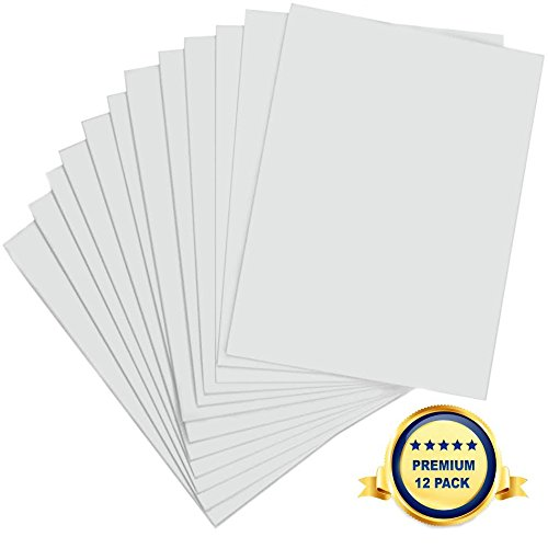 Foam Core Sheets - Foam Board 20 x 30 x 3/16